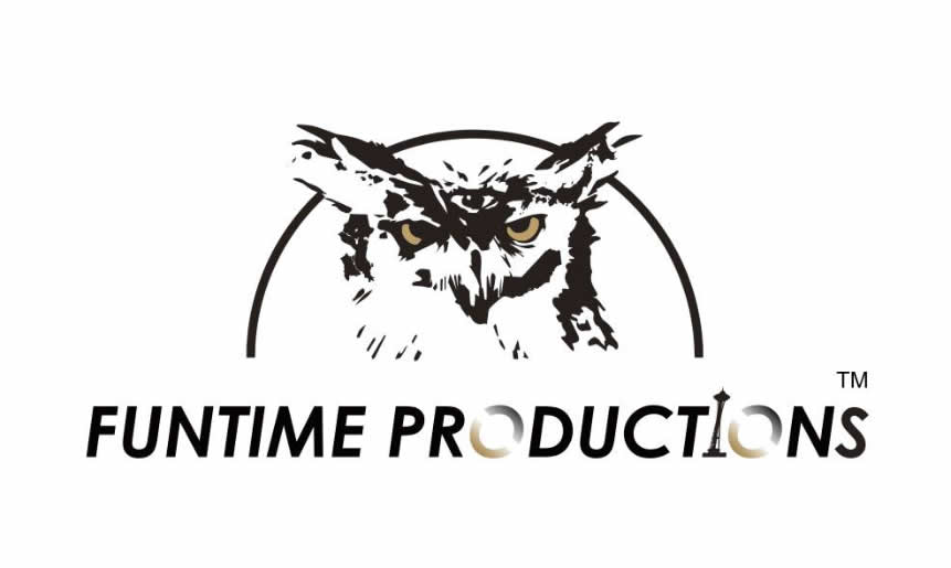 Funtime-productions,Logo,Banner